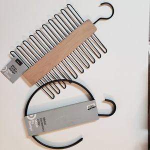 Tie & Accessories Hangers
